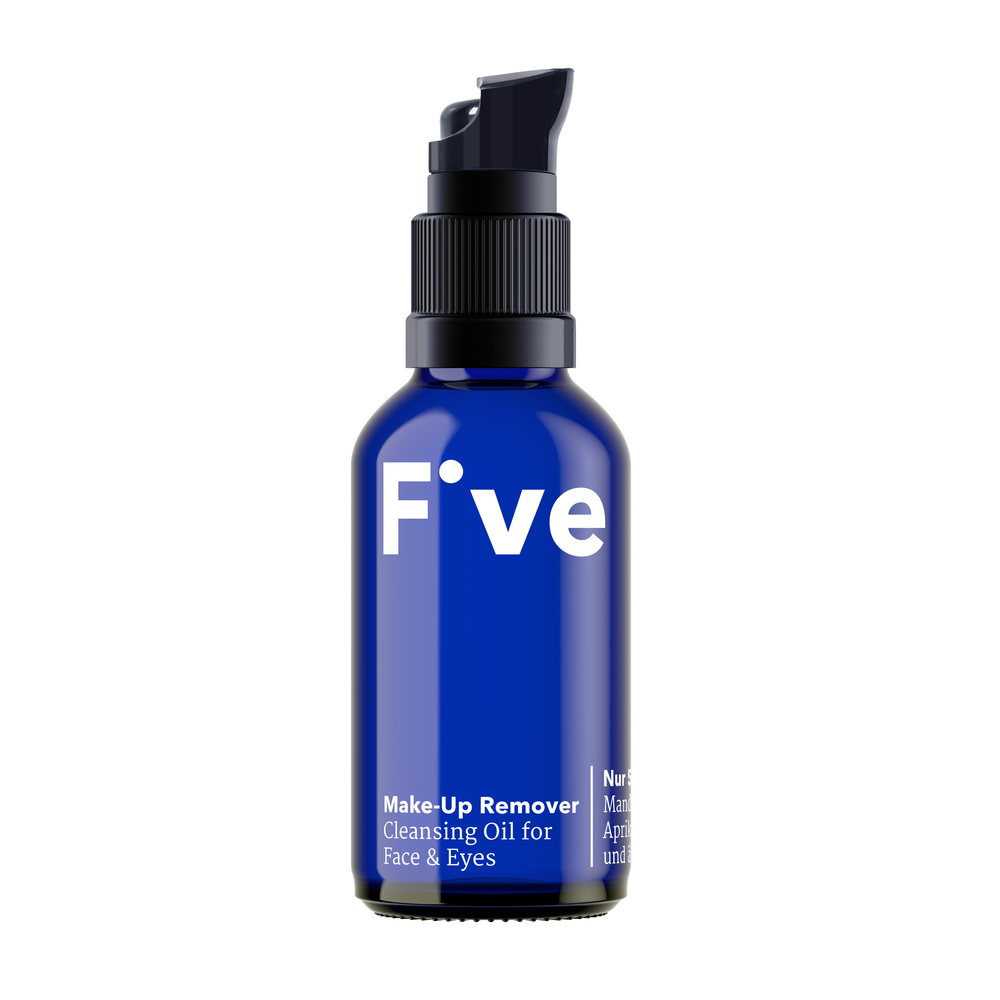 Make-Up Remover – Cleansing Oil for Face & Eyes (vegan)